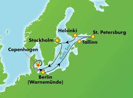9-Day Scandinavia, Russia & Baltic from Copenhagen | Norwegian ...