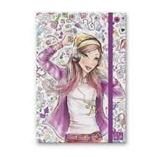 <b>Блокнот</b> для записей сиреневый <b>Style Me Up</b> 11422 - купить в ...
