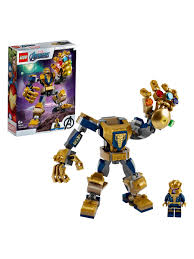 <b>Конструктор LEGO Marvel</b> Avengers Movie 4 76141 Танос ...