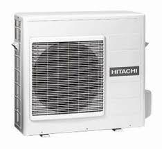 <b>Внешний блок Hitachi RAM 90QH5</b> инверторный