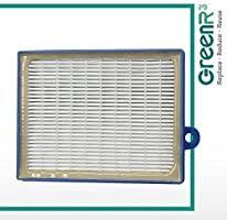 GreenR3 1-PACK HEPA Air Filter for <b>Philips FC8038/01</b> HEPA 13 ...