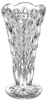 """<b>Ваза Crystal Bohemia</b> """"<b>Diamond</b>"""", высота 12 см - купить вазу в ..."""