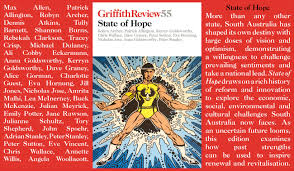 griffith review state of hope essay by tory shepherd into the griffith review55 state of hope essay by tory shepherd into the dark text publishing