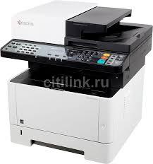 Купить <b>МФУ</b> лазерный <b>KYOCERA Ecosys</b> M2235DN, белый в ...