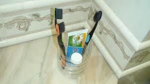 <b>Подставка для зубных щеток</b>. Лайфхаки для дома. - YouTube