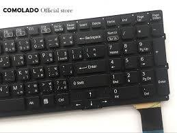 2019 <b>TI Thailand Laptop Keyboard</b> For FOR VAIO VPCSE VPC SE ...