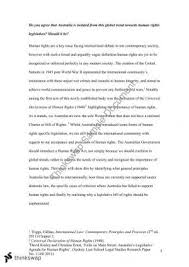 laws   foundations of law  thinkswap bill of rights essay