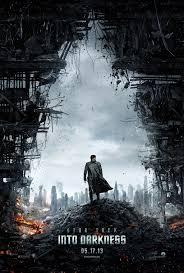 Poster Star Trek: En la oscuridad 2013 película
