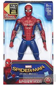 Интерактивная фигурка <b>Hasbro</b> Титан <b>Spider</b>-<b>Man</b> 30 см (<b>B9693</b> ...