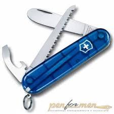 Купить <b>нож перочинный My</b> First <b>Victorinox</b> 9 функций (0.2373.T2 ...