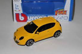 model alfa romeo mito bburago burago 143 samochodzik bburago 118 1996 bmw z3