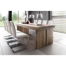 dining sets seater: dublin  seater dining table in brown solid oak with lotte chair