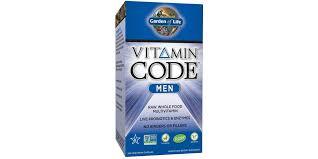 Garden of Life <b>Vitamin Code Men</b> - Bodybuilding and Sports ...