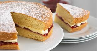 Image result for victoria sponge