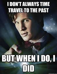 Doctor Who memes | quickmeme via Relatably.com