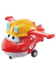 Мини-<b>трансформер Джетт</b> (команда Строителей) <b>Super Wings</b> ...