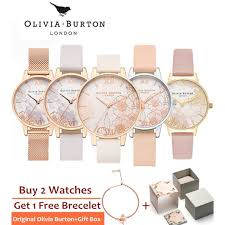 <b>Original</b> Olivia Burton <b>Watch</b> OB Women <b>Fashion</b> Wristwatch ...