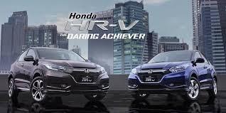 Honda HRV, pilihan menarik bagi pelanggan yang mencari mobil SUV, Kunjungi dealer honda hasyim ashari
