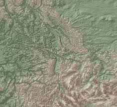 NWS radar image from Missoula, MT
