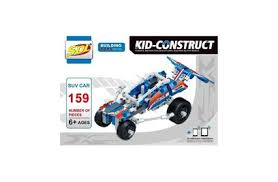 Базовый 3D-<b>Конструктор SDL KID-CONSTRUCT</b> Кроссовер ...
