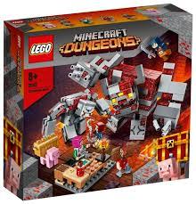 <b>Конструктор LEGO Minecraft</b> 21163 Битва за красную пыль ...