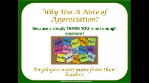 a note of appreciation employee appreciation day is  a note of appreciation employee appreciation day is 6 2015