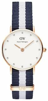 <b>Наручные часы</b> Daniel Wellington Classy Glasgow Rose <b>Gold</b> 26mm