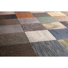 versatile assorted pattern commercial 24 in x 24 in carpet tile 10 tiles carpet tiles home office carpets
