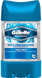 "Гелевый <b>дезодорант</b>-антиперспирант <b>Gillette</b> Power Beads ""Cool ..."