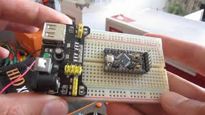 Breadboard <b>Power Supply Module</b> 3.3V 5V MB102 - YouTube