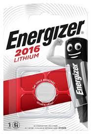 Купить <b>Батарейка ENERGIZER Lithium CR2016</b> BL1 - (блистер ...