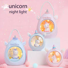 <b>ins cartoon unicorn lamp</b>
