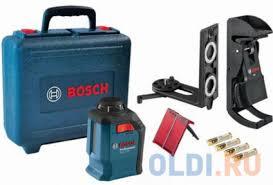 Лазерный <b>нивелир Bosch GLL 2-20</b>+BM3+кейс — купить по ...