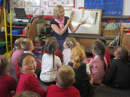 what happened in a little british primary school on my first i m here to inspire these young children to encourage them to be the best they can be to remind them that dreams do come true