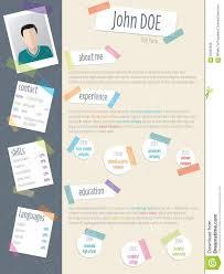 curriculum vitae modern service resume curriculum vitae modern curriculum vitae cv resume samples resume format cool resume cv post its