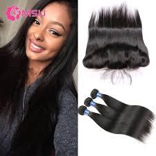 Full Frontal Lace Closure <b>13x4</b> with Bundles <b>Magic Hair</b> Company 3 ...