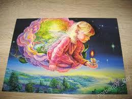 «Открытка <b>девочка</b> бабочка фея <b>фэнтези живопись</b> Софи ...