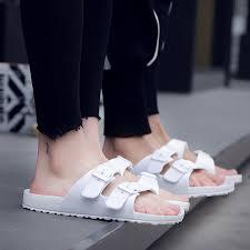 <b>AODLEE Plus Size</b> 45 Fashion Men Sandals Slip On Breathable ...