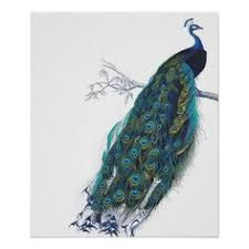 <b>Peacock Frameless</b> Pictures Painting By Numbers <b>DIY</b> Digital ...