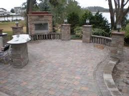 patio ideas brick hodgelandscaping