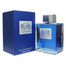 <b>Banderas Blue Seduction</b> Cologne For Men, 6.75 Oz - Walmart.com ...