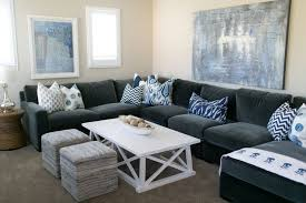 gallery of pretty blue and white sofa on furniture with white blue striped fabric cottage style sofa loveseat set hes 9857 blue and white furniture