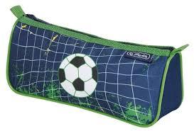 <b>Herlitz Пенал-косметичка Sport</b> Kick it (50021239-4) — купить по ...