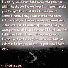 Within my mind on Pinterest | Love quotes, Im Sorry Quotes and ...