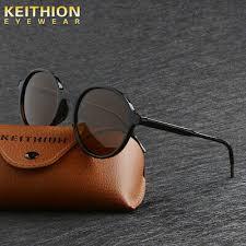 <b>KEITHION</b> Brand Design Round <b>Women Polarized Sunglasses</b> ...