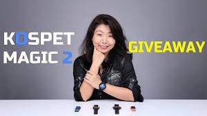 (CLOSED)GIVEAWAY! <b>KOSPET Magic 2</b> vs KOSPET Probe vs ...