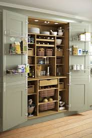 white kitchen pantry bespoke