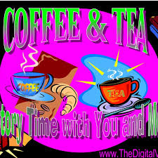 "The Digital Vibe Network Presents: The Coffee and Tea Show ""Stories You Love"""