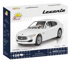 <b>Конструктор COBI</b> *Суперкар <b>Maserati Levante</b>* - COBI-24560 ...