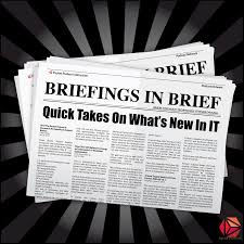 Briefings In Brief from Packet Pushers